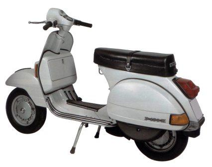 Vespa Parts on Vespa P125x  1978 81  Parts  Spares   Accessories  Exhausts Silencers